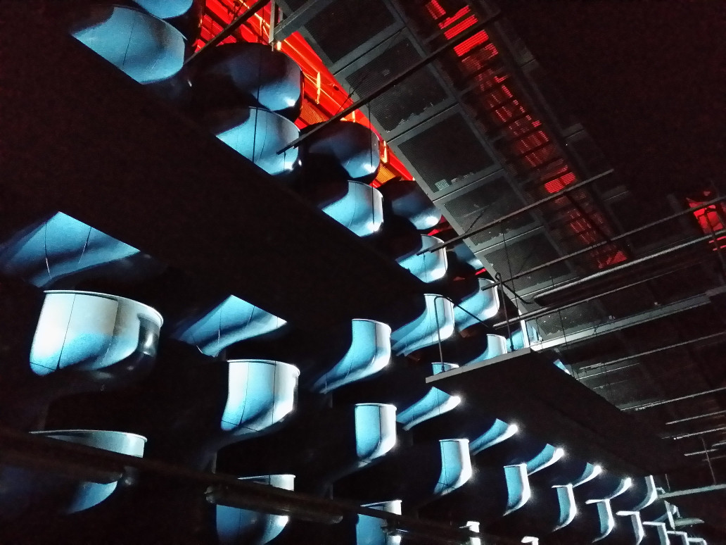 Ars Electronica 2015: Diaspora Machine
