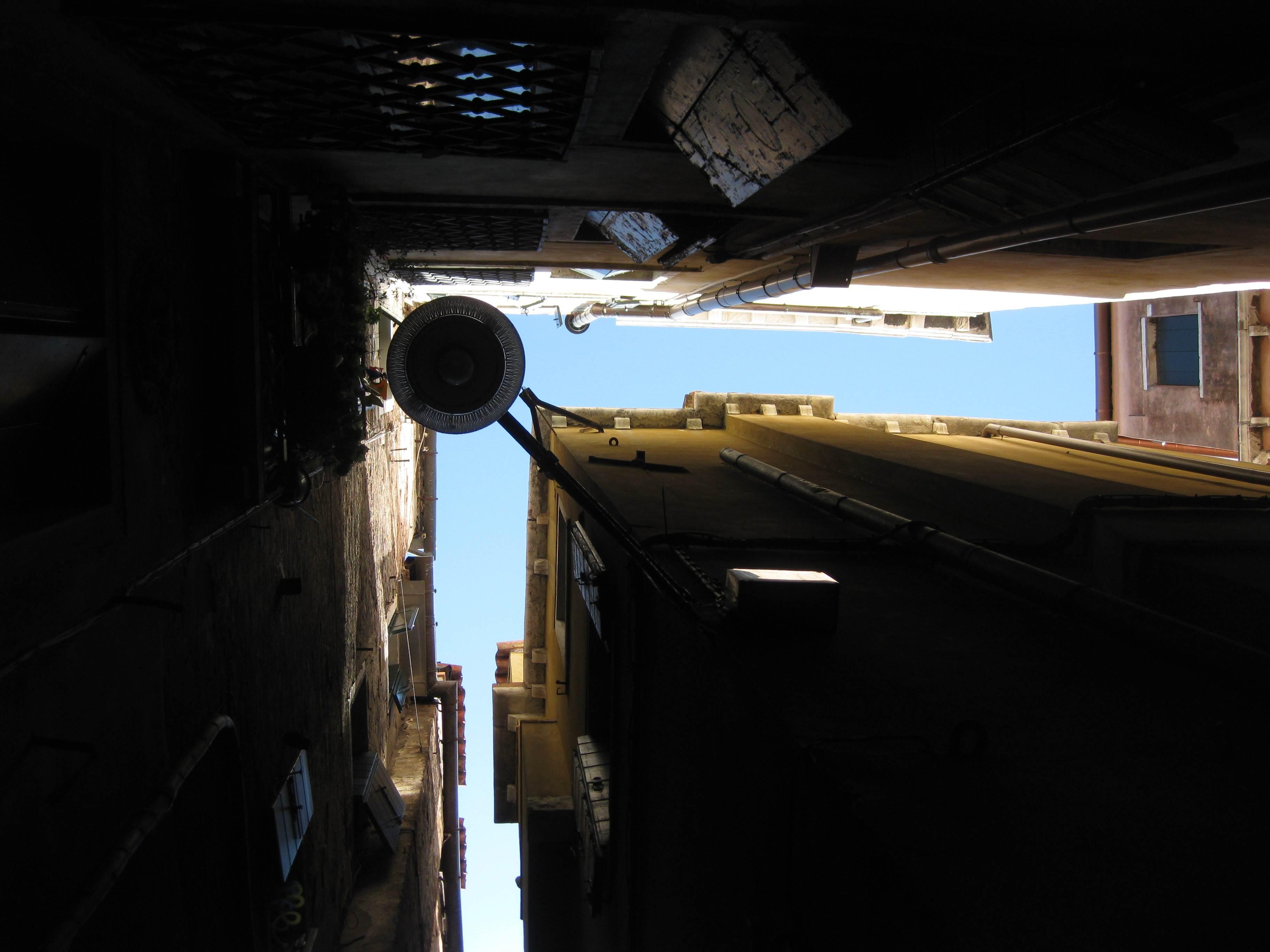Alleyways in Venice