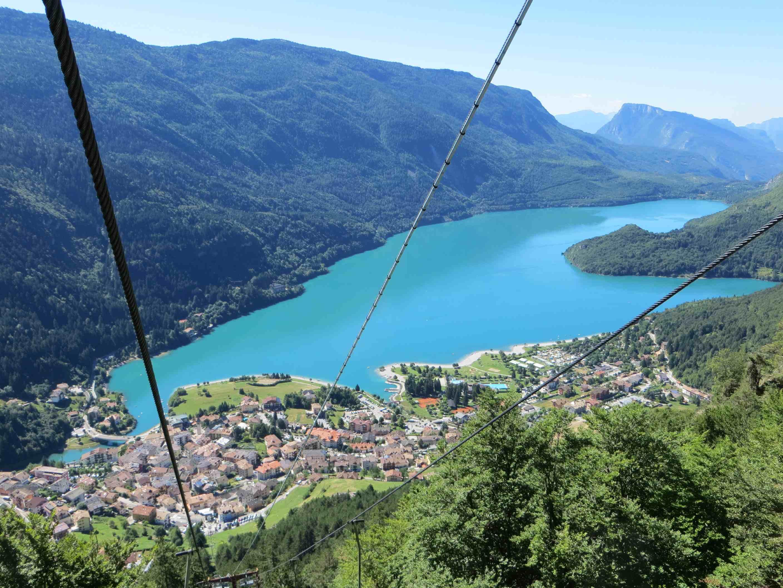 Lago di Molveno, Trentino