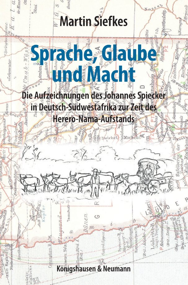 Sprache, Glaube und Macht (Cover)