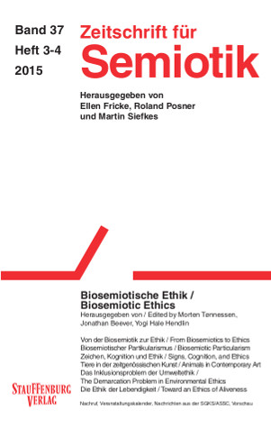 ZS Biosemiotic ethics - Cover